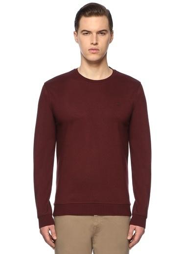George Hogg Erkek  Sweatshirt 7003939 Bordo